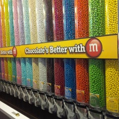 Photo taken at M&M's World by C. F. on 7/25/2013