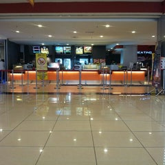 Photo taken at Golden Screen Cinemas (GSC) by Michy F. on 5/25/2013