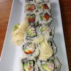 Photo taken at Kushi Izakaya & Sushi by Cartier D. on 12/6/2012
