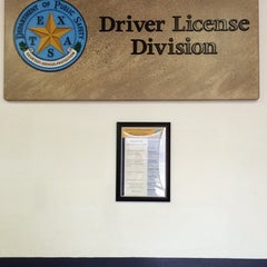 Photo taken at TX DPS - Driver License Office by Rasheeda A. on 3/31/2014