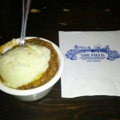 Photo taken at The Field Irish Pub & Restaurant by Matt M. on 10/6/2012