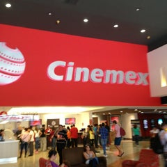 Photo taken at Cinemex by Kal S. on 7/27/2013