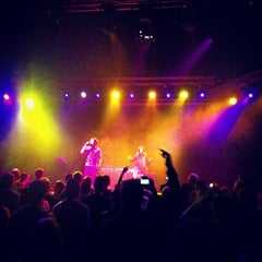 Photo taken at South Side Music Hall by Cecil D. on 10/11/2012