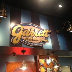 Photo taken at Garrett Popcorn Shops - Navy Pier by Rebecca on 2/24/2013