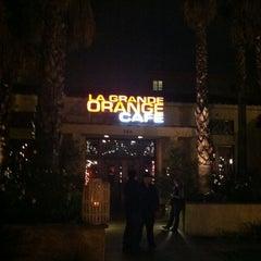 Photo taken at La Grande Orange Cafe by Darin B. on 12/2/2012