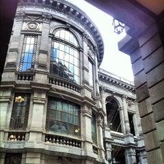 Photo taken at Museo Nacional de Arte (MUNAL) by Carlos M. on 9/15/2012
