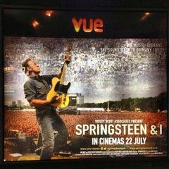 Photo taken at Vue Cinema by Shadowolf on 7/21/2013