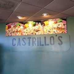 Photo taken at Castrillo's Pizza by Kristie M. on 11/25/2012