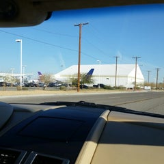 Photo taken at Southern California Logistics Airport (VCV) by Stephanie B. on 2/17/2015