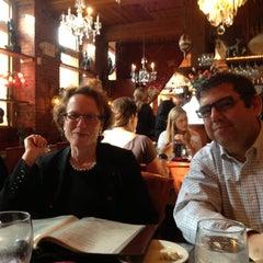 Photo taken at CAV Restaurant by Eric B. on 5/12/2013