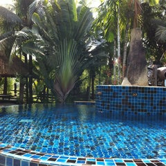 Photo taken at The Spa Koh Chang Resort by Elena B. on 2/2/2013