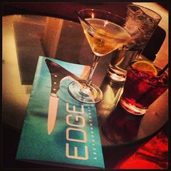 Photo taken at EDGE Restaurant And Bar At Four Seasons Hotel Denver by Catherine P. on 3/3/2013