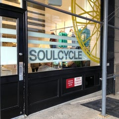 Photo taken at SoulCycle Union Square by Kimberly N. on 3/9/2013