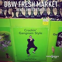 Photo taken at D&W Fresh Market by Amanda A. on 1/27/2013