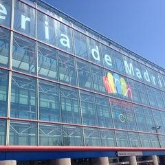 Photo taken at IFEMA (Feria de Madrid) by Patri B. on 4/24/2013