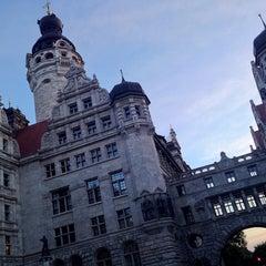 Photo taken at Burgplatz by ☀️ Dagger on 8/21/2014
