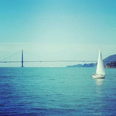 Photo taken at Golden Gate Larkspur Ferry Terminal by Vincent H. on 11/12/2012