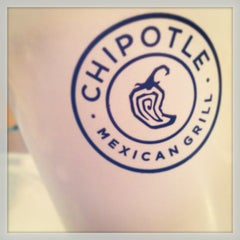 Photo taken at Chipotle Mexican Grill by Peter F. on 1/25/2013