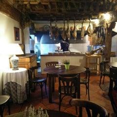 Photo taken at Restaurante La Portada del Mediodía by Danny P. on 11/14/2015