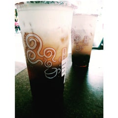 Photo taken at Gong Cha by Mae A. on 5/28/2015