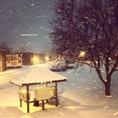 Photo taken at South Campus by Michelle S. on 2/9/2013