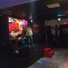 Photo taken at Rockstarz Bar by Chris H. on 6/5/2014