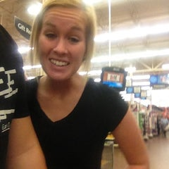 Photo taken at Walmart Supercenter by Dylan Y. on 11/4/2012