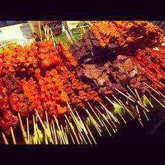 Photo taken at Lipa City Night Market by Noel L. on 10/30/2012