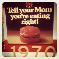 Photo taken at Arby's Restaurant Group, Inc. by Cathy M. on 11/14/2012