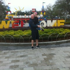 Photo taken at LEGOLAND® Florida by David G. on 1/4/2013