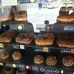 Photo taken at Doughnut Plant by Nick A. on 10/6/2012
