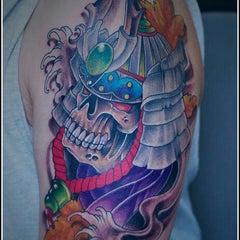 Photo taken at Inkin' Ian Tattoo by James B. on 5/28/2013