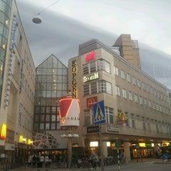 Photo taken at Triangeln Köpcentrum by Petia I. on 6/19/2013