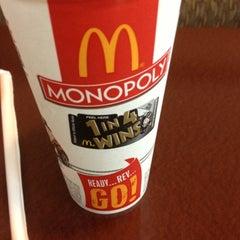 Photo taken at McDonald's by Antony on 10/8/2012