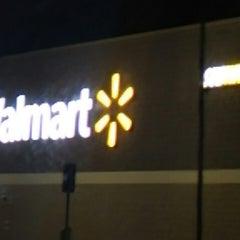 Photo taken at Walmart Supercenter by Brandan S. on 3/2/2014