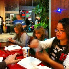 Photo taken at Food Court at Oakridge Mall by Craig R. on 1/6/2013