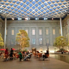 Photo taken at Kogod Courtyard by Pius U. on 12/23/2012
