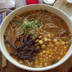 Photo taken at Orochon Ramen by Traci Y. on 7/16/2013