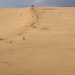 Photo taken at Dune du Pilat by Daniel C. on 5/23/2014