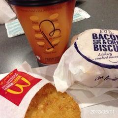 Photo taken at McDonald's by yoshitak on 5/11/2013