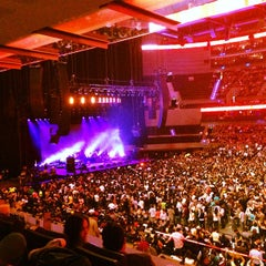 Photo taken at Arena Ciudad de México by David G. on 2/26/2013