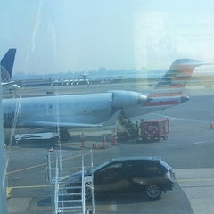 Photo taken at Concourse C by Corey m. on 7/19/2013