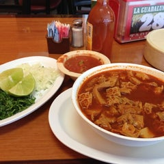 Photo taken at Taqueria Guadalupana by Sal C. on 11/17/2012
