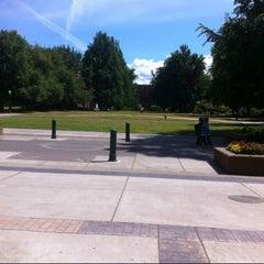 Photo taken at Oregon Hall by Latifah J. on 7/16/2014