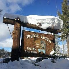 Photo taken at The Bridgetender by Thomas R. on 12/27/2012