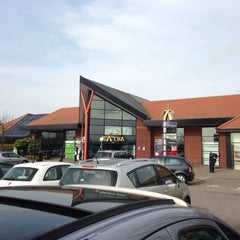Photo taken at Baldock Motorway Services (Extra) by Paul R. on 3/8/2014