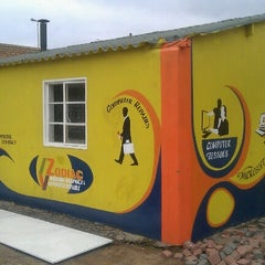 Photo taken at Zodiac Websurf & Computer Repairs by Omphile M. on 12/5/2012