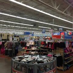 Photo taken at Walmart Supercenter by Christine on 9/27/2012
