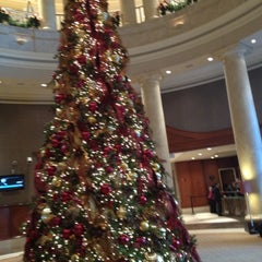 Photo taken at Omni Providence by Janine D. on 12/5/2012