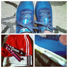 Photo taken at Adidas Outlet by Talita B. on 2/23/2013